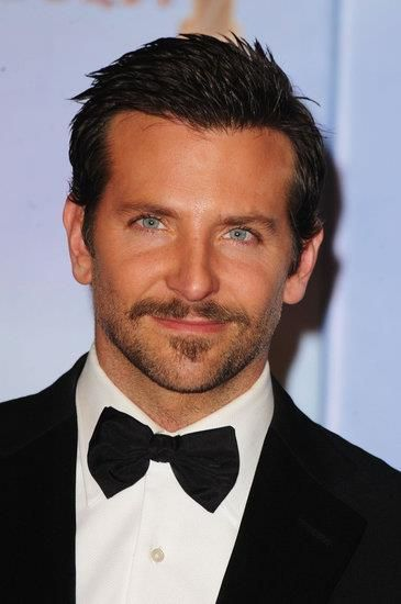 Bradley Cooper is not one to shy away from a Level 2 tan!