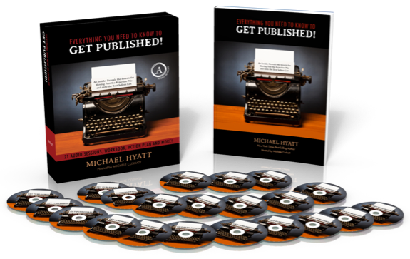 Nobody knows publishing contracts better than Michael Hyatt. In fact, he's pretty darn good at all things publishing. Check out his site by clicking on the image.