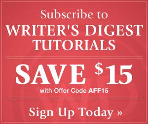 WritersDigest.com is the one-stop shop for information, resources and writing community. Writers can connect with other writers on their forum, visit their blogs and sign up for their free weekly e-newsletter.