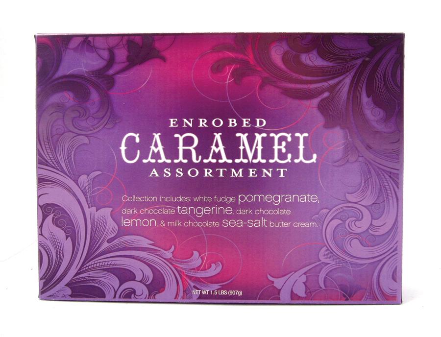 Enrobed Caramel Assortment