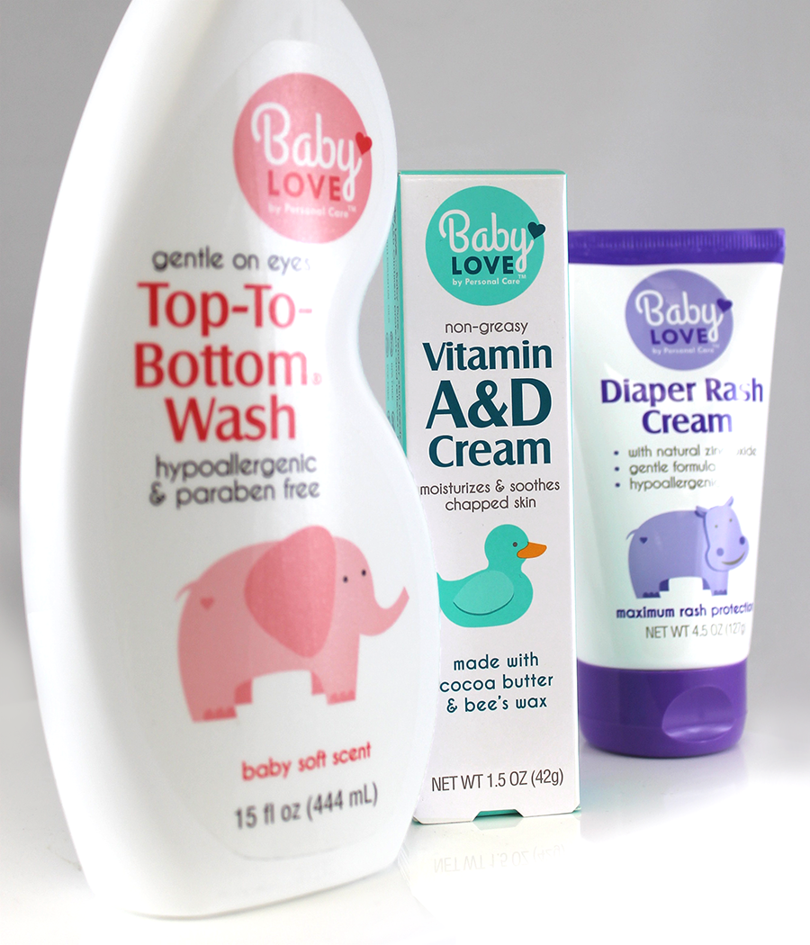 Baby Love by Personal Care