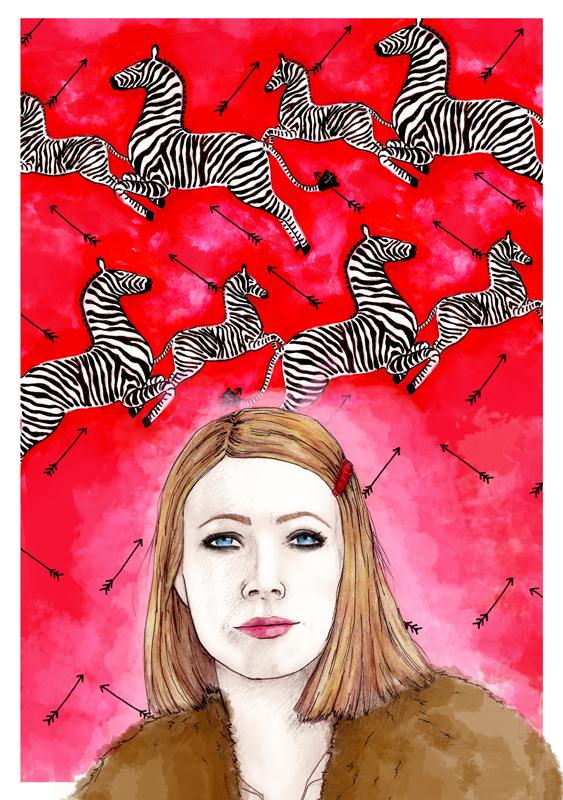 Margot Tenenbaum from The Royal Tenenbaums