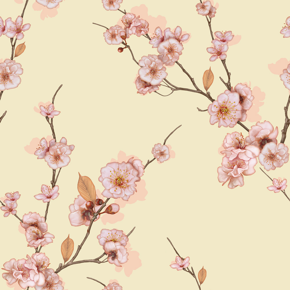 Cherry Blossom Repeat