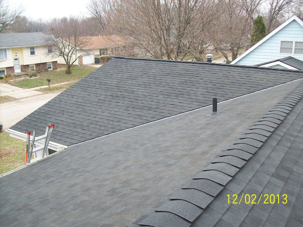 After Picture - Architectural Laminate Shingles