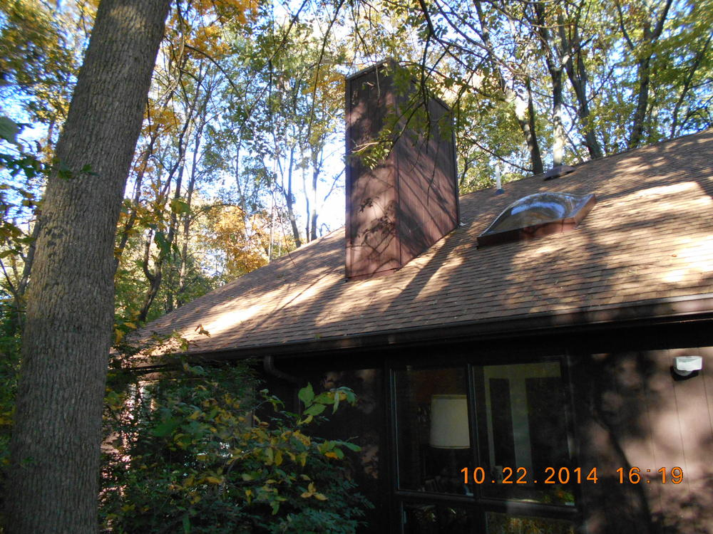 After Picture - Architectual Laminate Shingles