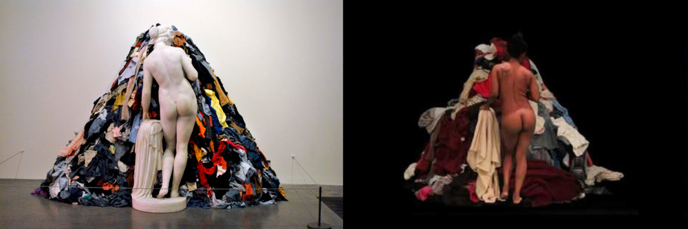Tameka Norris. Venus of Rags, 2011