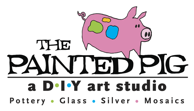 The Painted Pig