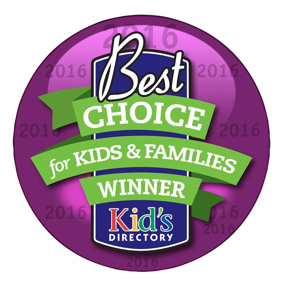 Kid's Directory Best Choice award