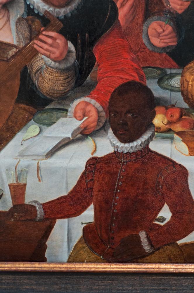 """""""Buitenpartij,"""" 1500s, [studio of] Frans Pourbus de Oude."""