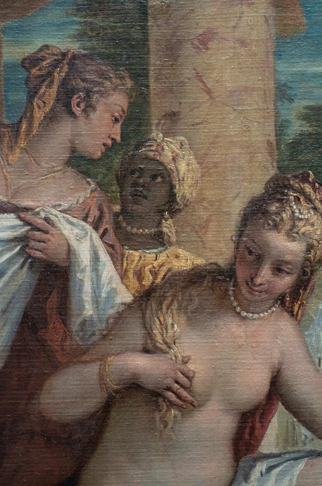 'Bathseba im Bade,' Sebastiano Ricci, 1725