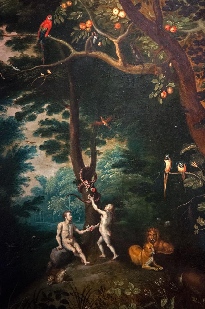 Brueghel's Paradise