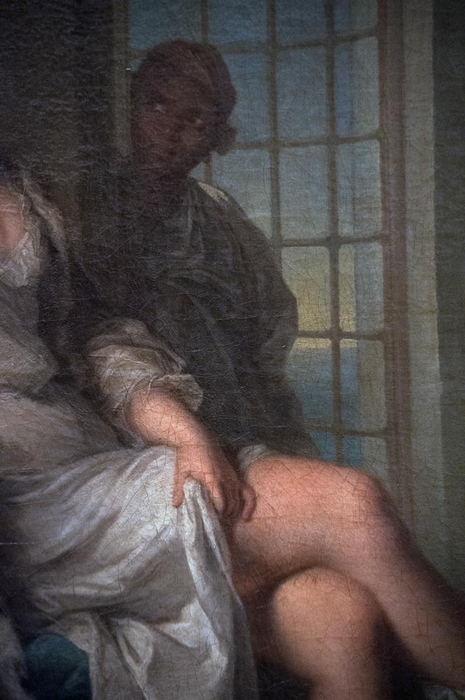 mademoiselle de clermont, nattier, 1733