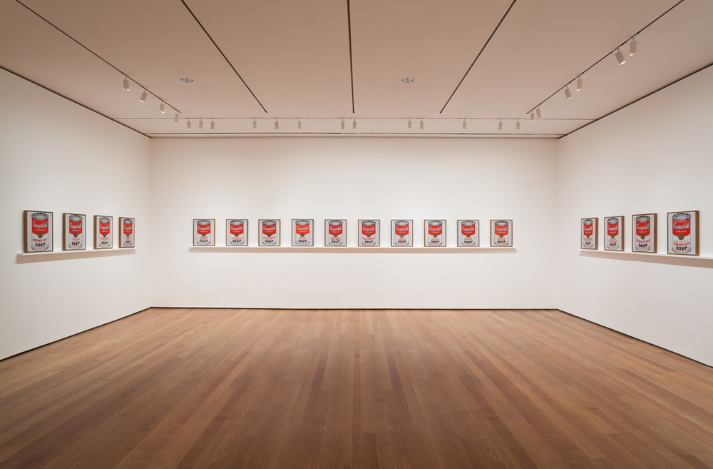 Andy Warhol:Campbell's Soup Cansand Other Works, 1953–1967