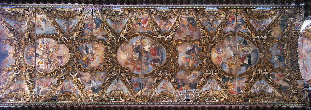 Church of St. Joseph Theatine https://it.wikipedia.org/wiki/Chiesa_di_San_Giuseppe_dei_Teatini