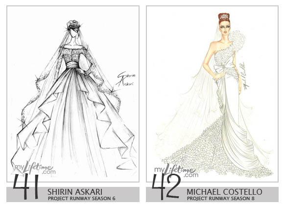 21 royalty wedding dress design sketch ideas for the bride