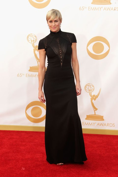Robin Wright in Ralph Lauren