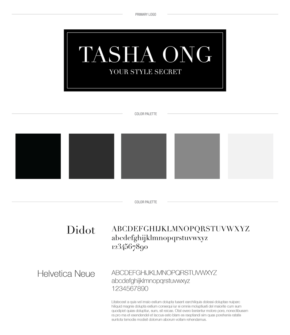 Tasha Ong-YSS-Brand Identity