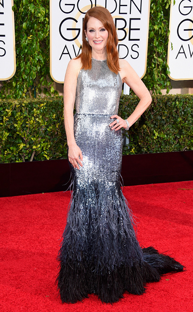 BEST DRESSED: Julianne Moore