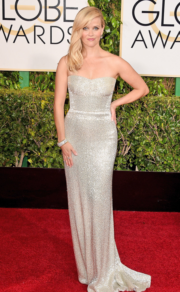 BEST DRESSED RUNNER-UP: Reese Witherspoon