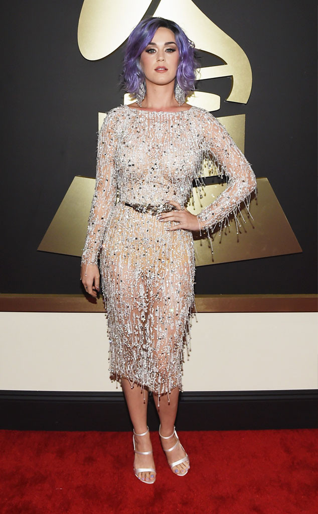 BEST DRESSED RUBBER-UP | Katy Perry In Zuhair Murad
