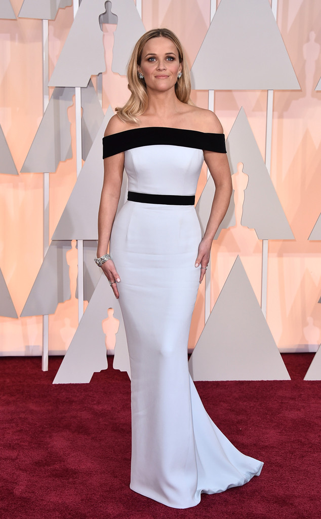 BEST DRESSED RUNNER UP | Reese Witherspoon in Tom Ford
