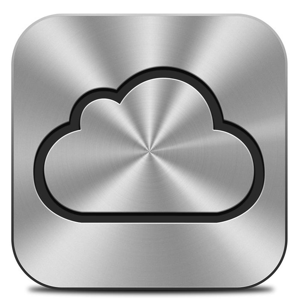 iCloud before