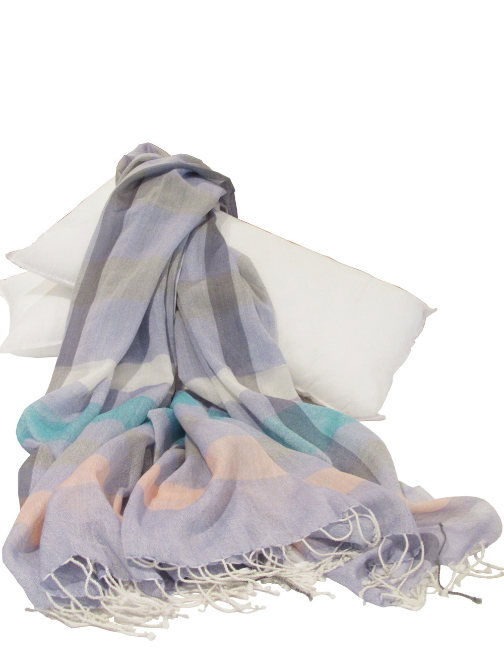 Stripes on lavender, THW-WO-WV-002-LAV