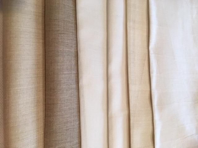 Hand loom silk