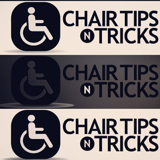 Visit chairtipsntricks.com for videos and other wheelchair user tips.