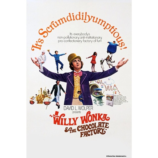 Amagansett Square presents the second film of it 1970's classic films series: Willy Wonka & the Chocolate Factory. Movie starts at sundown.  @meeting_house will be servicing excellent pizza by the slice outside and food/drink from its normal menu to go.