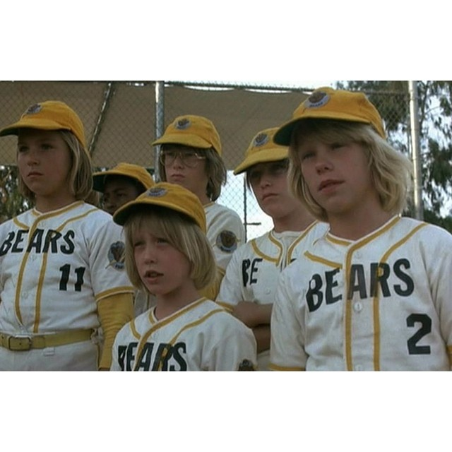 Bad New Bears are coming to Amagansett tonight. Looking for something to do this eve? Please swing out to the Square for a free showing of this all time classic.