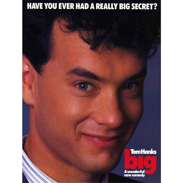 Amagansett Square presents a free movie screening - BIG featuring Tom Hanks.  Tomorrow night, July 8th at 9pm. Meeting House Restaurant will have food and drinks to go.  @meeting_house @pilgrimsurfsupply @loveadorned @hamptonchutneyco @jacksstirbrew @rubeamagansett @xrdsmusic @sylvesterandco @henrylehr @miankoma @mandalamaha @pinkchickenny