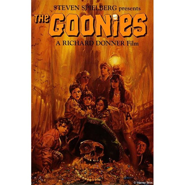 GOONIES Tonight at 9pm. Free showing at the Amagansett Square. @meeting_house will have their full menu available for take out. @loveadorned @pilgrimsurfsupply @jacksstirbrew @rubeamagansett @hamptonchutneyco @sylvesterandco @miankoma @henrylehr @mandalamaha #hamptons #amagansett #freeoutdoorcinema #hamptonssummer #hamptonslife