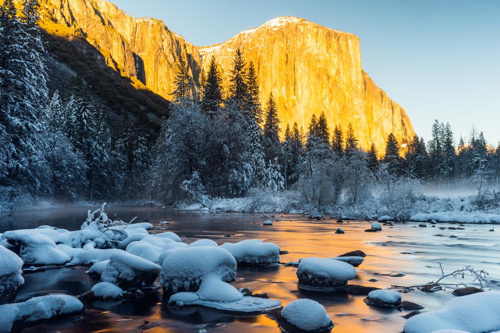 Yosemite: El Capitan