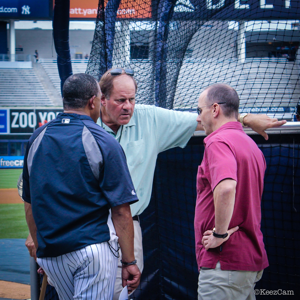 TONY PENA, CHRIS BERMAN & BRIAN CASHMAN