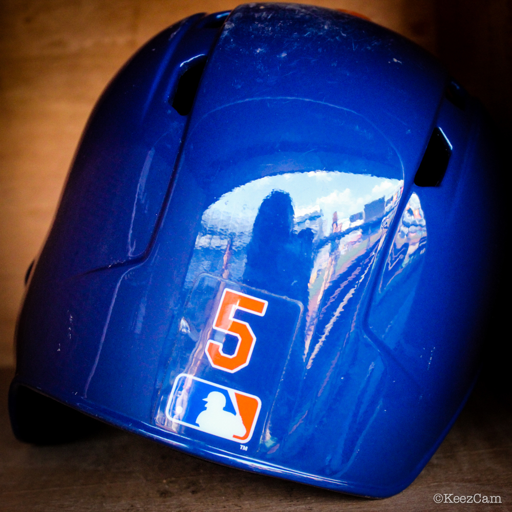 David Wright Helmet Photo by: Gemini Keez
