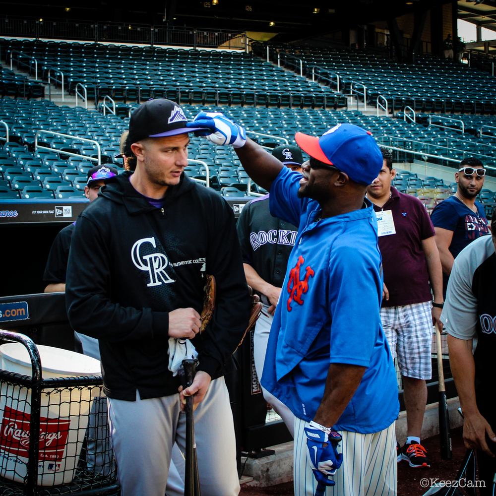 Troy Tulowitzki & Eric Young
