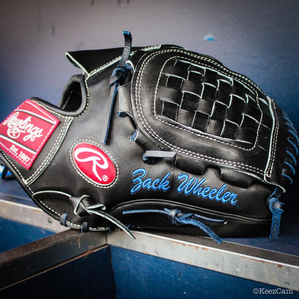 Zack Wheeler's Glove