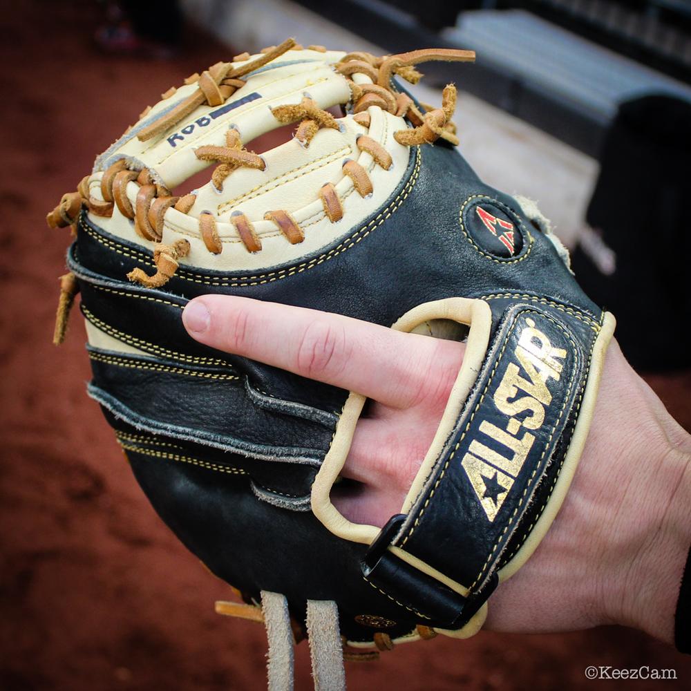 Ron Brantley Soft Hands Catchers Mitt