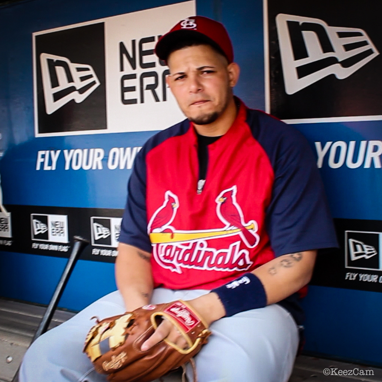 Yadier Molina gearing up for another post season run