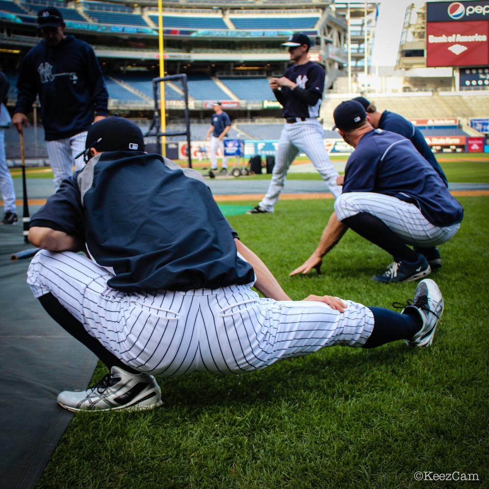 Ichiro Stretch