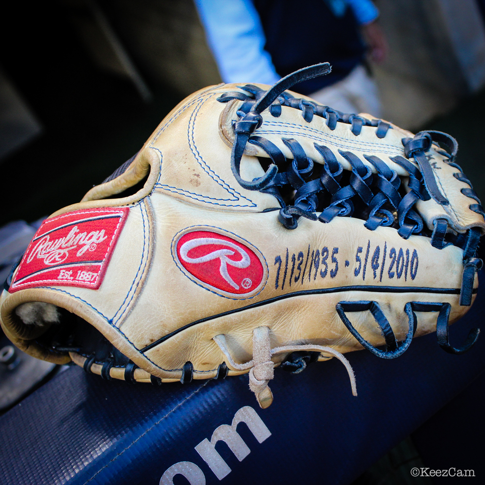 Tim Beckham Glove