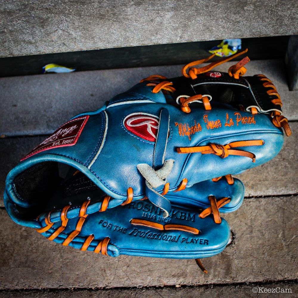 Wilfredo Tovar's Glove