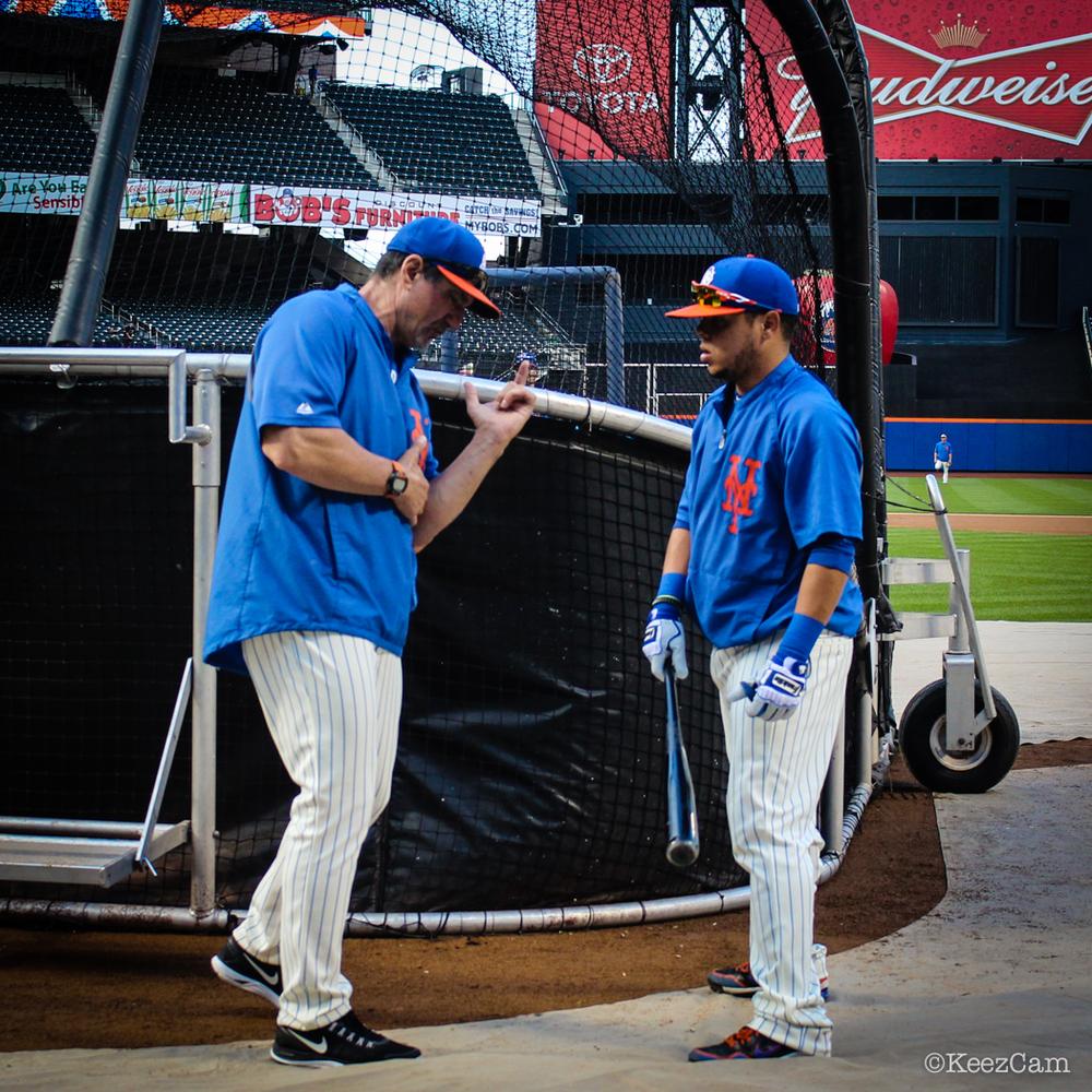 Dave Hudgens & Juan Centeno