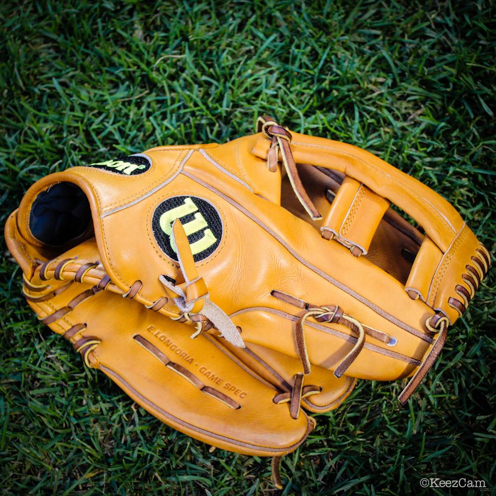 Yuniesky Betancourt's Glove