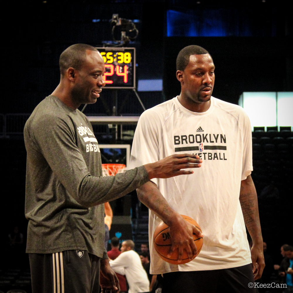 Roy Rogers & Andre Blatche
