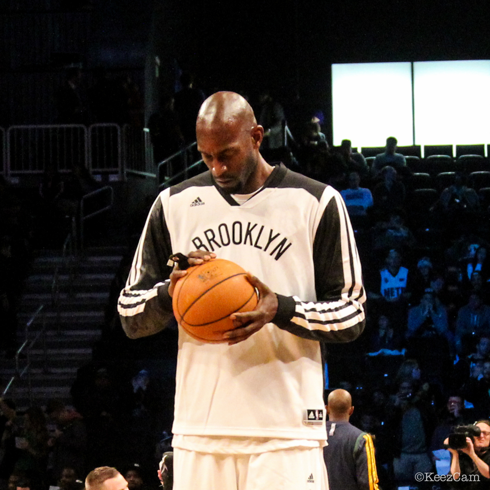 "The ""Big Ticket"" Kevin Garnett"