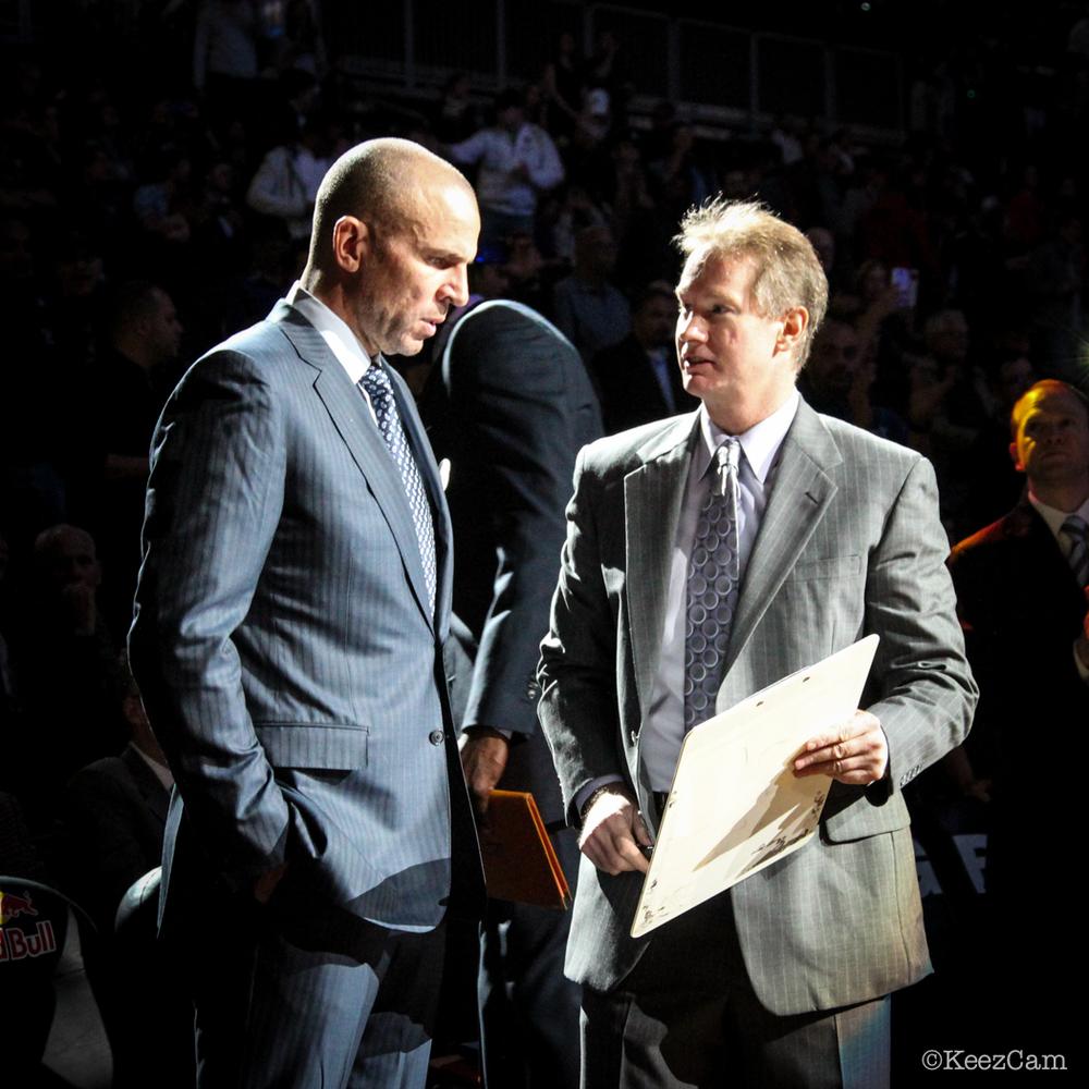 Jason Kidd & John Welch