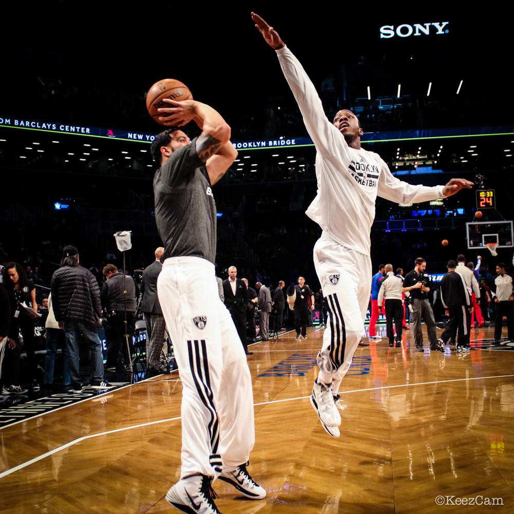 Deron Williams & Tyshawn Taylor