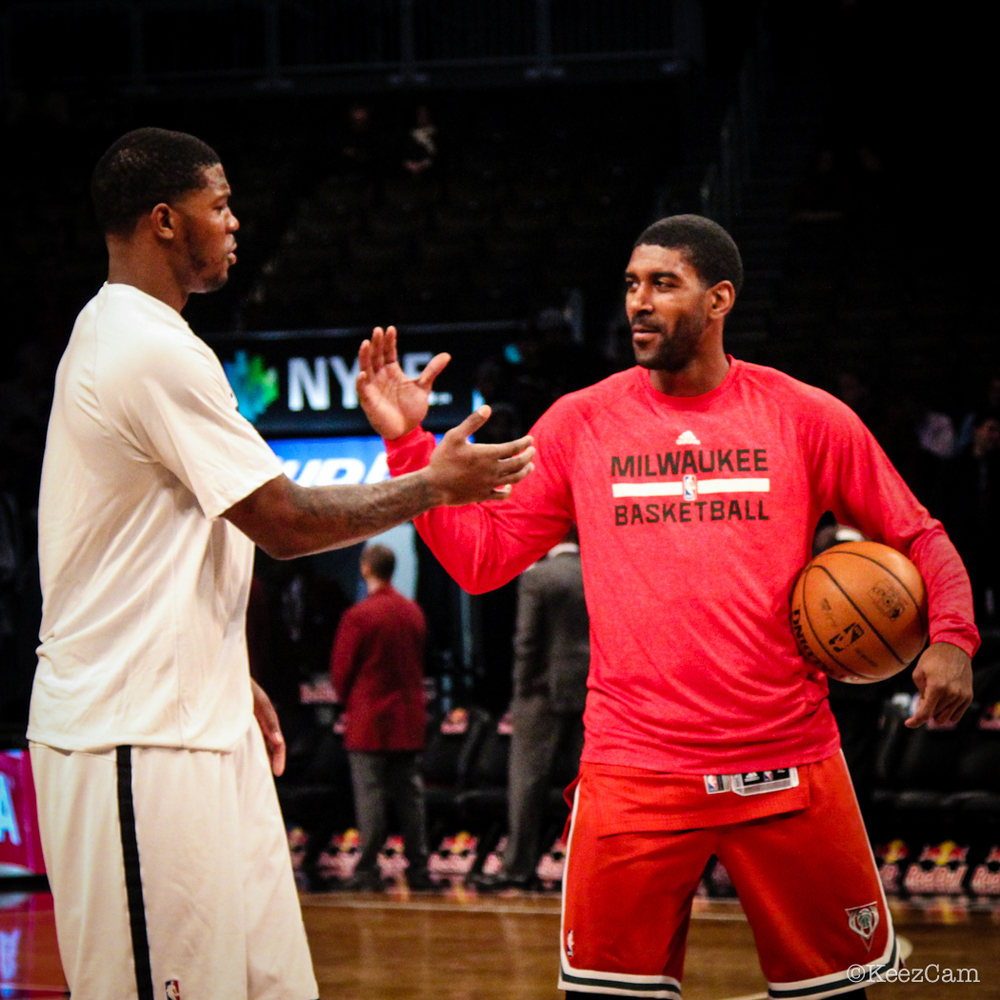 Joe Johnson & O.J. Mayo